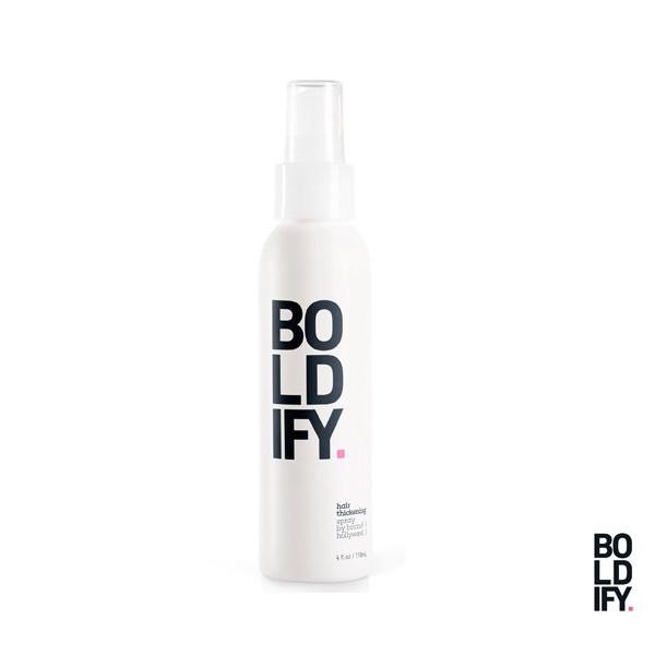 GOODFORIT / 美國Boldify Hair Thickening Spray無光韻澤微量定型豐盈噴霧