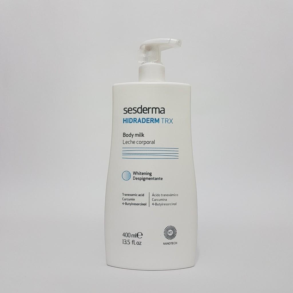 Sesderma 賽斯黛瑪TRX傳明酸超美白進化身體乳400ml 加強版