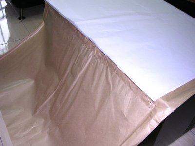 【亞誠】全開 45磅  模造紙 打板紙 打版紙 白報紙 道林紙 500張~可切