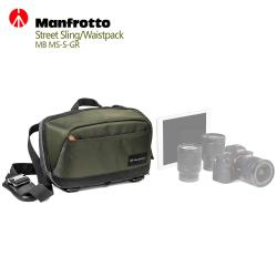 Manfrotto 街頭玩家微單眼斜肩包 Street CSC Sling Bag