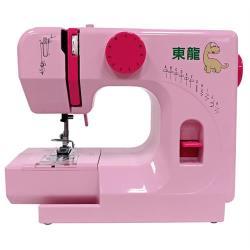 售完回價↘東龍輕巧型裁縫機 TL-535