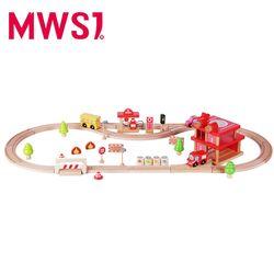 【MWSJ】木製消防局套組