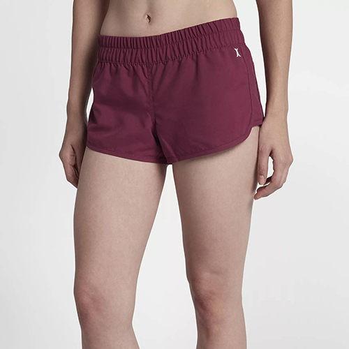HURLEY 女 SUPERSUEDE SOLID BEACHRIDER 海灘褲