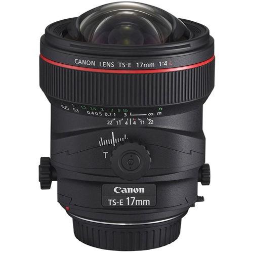 Canon TS-E 17mm F4 L 公司貨送UV保護鏡+吹球清潔組