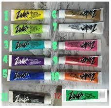 防曬隔離 反光膏 ZINKA Colored Nosecoat
