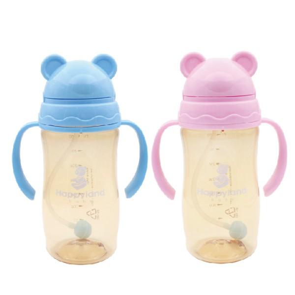 朴蜜兒 Tritan防脹氣果汁杯350ML|喝水杯|水壺|防漏水杯 (兩款可選)【麗兒采家】