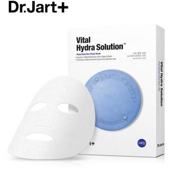 Dr. Jart+ ドクタージャルト バイタルハイドラ ソルーション 5枚 Dr. Jart+ vital hydra solution 5 Sheet