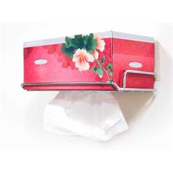 ilf輕鬆黏無痕收納-面紙盒架