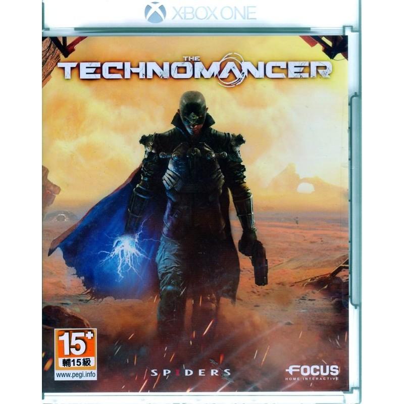 XBOXONE遊戲 科技異種 The Technomancer 英文版【魔力電玩】