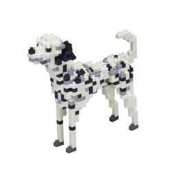 【Tico微型積木】動物狗系列-大麥町 T-9400