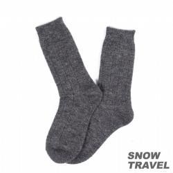 SNOWTRAVEL 高品質保暖羊毛襪 (深灰)
