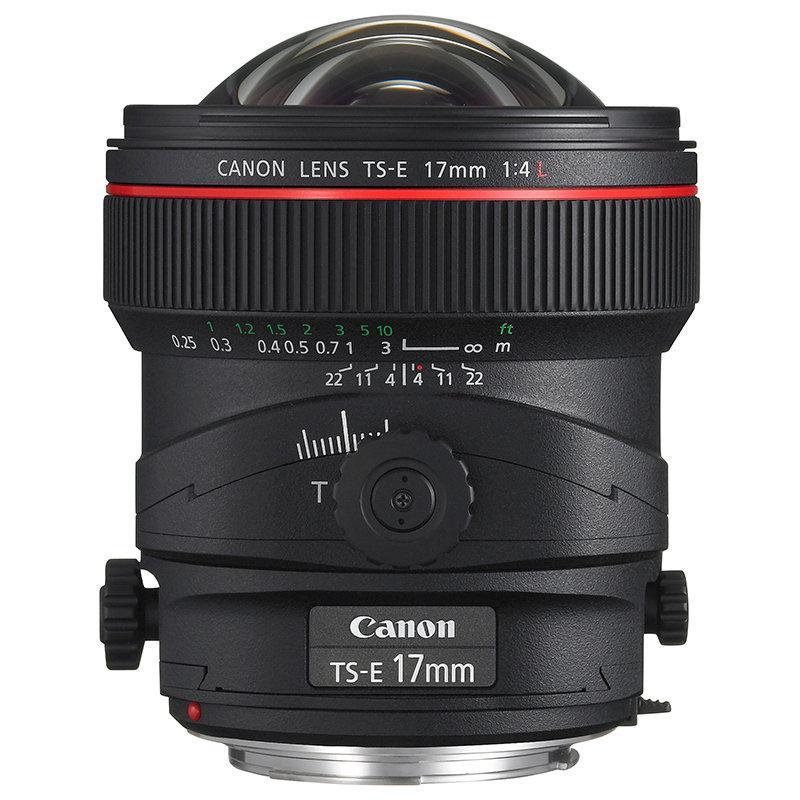 [需預訂] Canon TS-E 17mm F4L [相機專家] [台佳公司貨]
