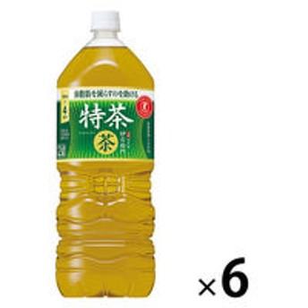 【トクホ・特保】サントリー 伊右衛門 特茶 2L 1箱(6本入)