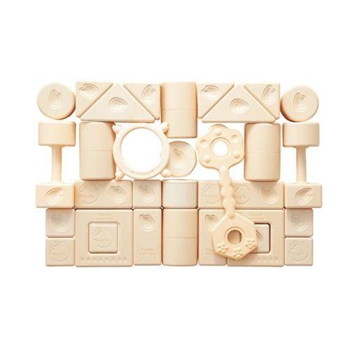 日本 People - 新米的積木組合(米製品玩具系列)