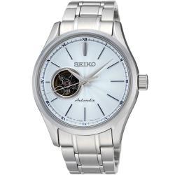 SEIKO Presage 天空時尚機械腕錶 4R38-00E0B(SSA101J1)