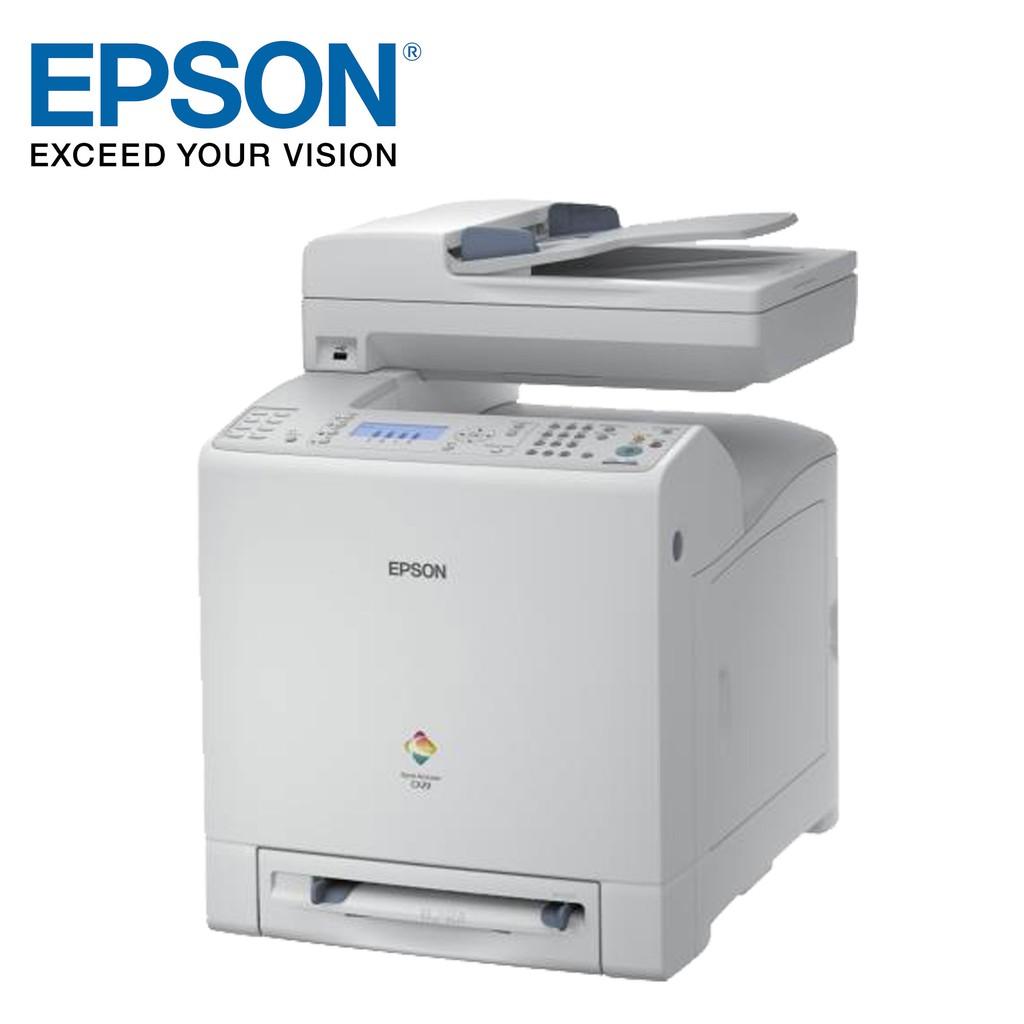 EPSON AcuLaser CX29NF 彩色雷射傳真複合機