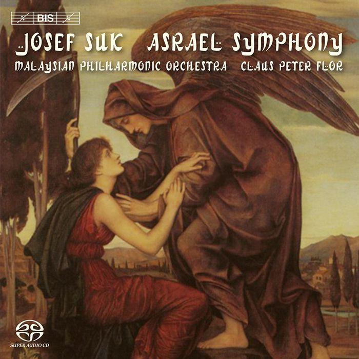 (BIS) 約瑟夫蘇克 第2號交響曲 Josef Suk Asrael Symphony SACD1776