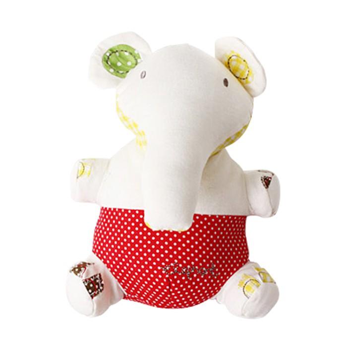 歐美優質感覺統合可愛大象玩具【90099-H】貝比幸福小舖