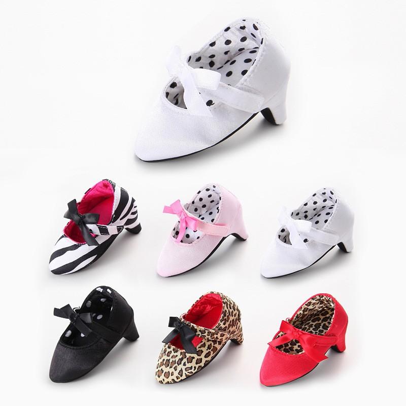 母嬰 童 新款秋款0-1歲女寶寶鞋嬰兒高跟鞋學步鞋