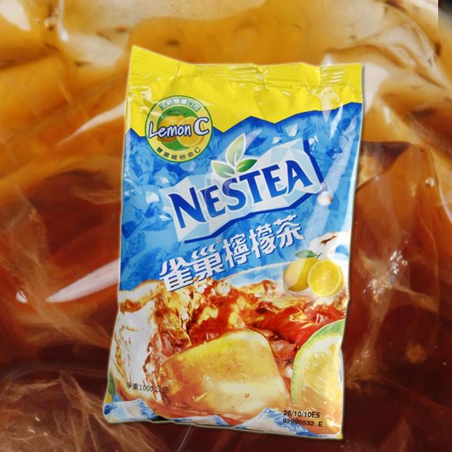 【瑞麟美而美】雀巢檸檬茶(袋裝)--常溫商品(可跟冷凍訂單一起合併,但收件商品後請移至適當溫層保存)