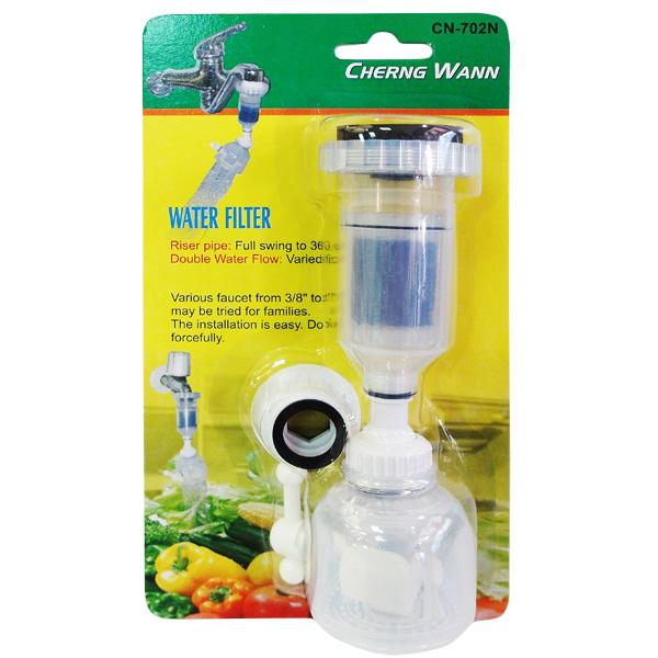 家庭用抗菌濾水頭(活性炭)