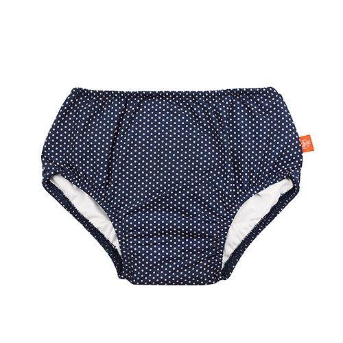德國Lassig 嬰幼兒抗UV游泳尿布褲 小牛仔點點