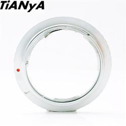Tianya天涯 Pentax賓得士PK鏡頭轉成Canon佳能EOS接環的鏡頭轉接環(全銅)
