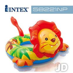 【INTEX】動物造型泳圈-隨機出貨 58221NP