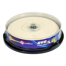 DataStone 精選日本版 DVD+R 8X DL 10片