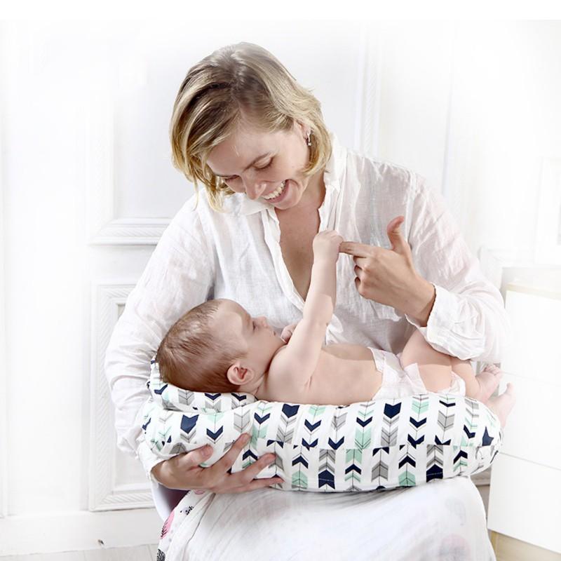 多功能嬰兒餵奶哺乳枕母嬰用品學坐枕頭 餵奶枕頭 媽媽枕頭【IU貝嬰屋】