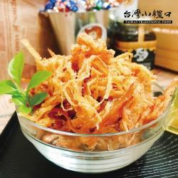 任-台灣小糧口 碳烤魷魚絲100g x1包