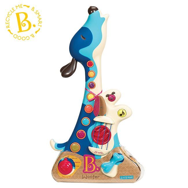 【美國B.Toys】獵犬小吉他 (有音樂) 1349元 (現貨一組)