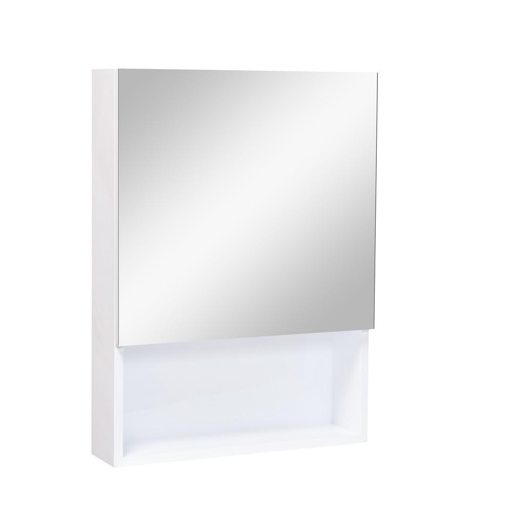 Cozy衛浴 單面鏡櫃 型號 CZ-4845 浴室鏡櫃(無除霧功能) 尺寸 長45x寬15x高62cm