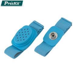 台灣寶工ProsKit無線防靜電手環8PK-611W(電暉放電物理原理設計,不受接地線牽絆)防靜電無線手腕帶anti static strap