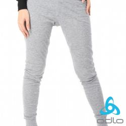 ODLO 女 銀纖維保暖排汗長褲(女) (石灰)