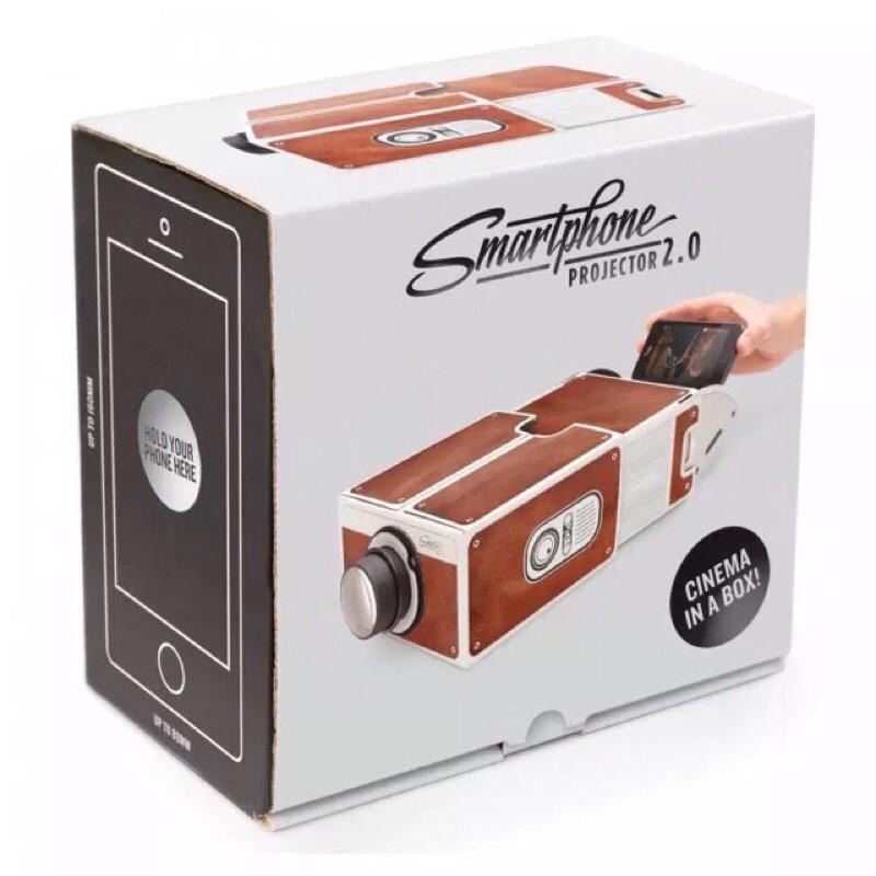 交換禮物 Smartphone第二代 手機紙投影機 DIY 組裝 耶誕禮物 生日禮物 聖誕禮物