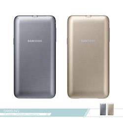 Samsung三星 原廠S6 edge+ 無線充電行動電源 背蓋保護套 (全新盒裝)