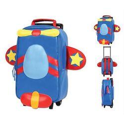 【Stephen Joseph】GOGO兒童書包/拉桿雙肩背包(飛機)