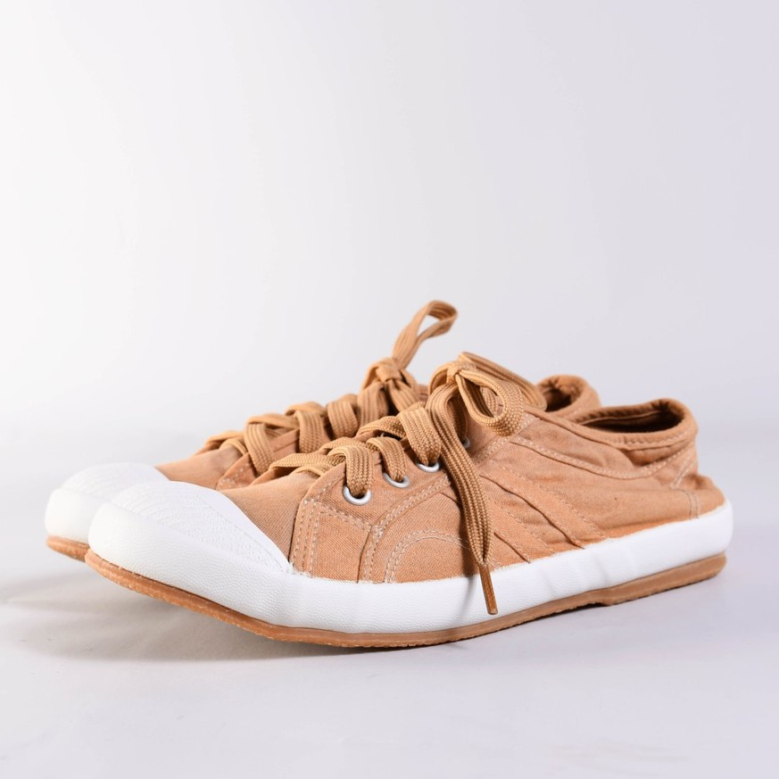 Southgate南登機口 LANA洗染系列 法國麵包 帆布鞋 休閒鞋