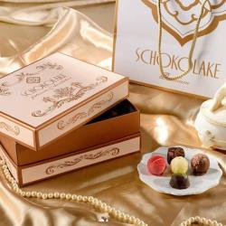 【巧克力雲莊】手工巧克力24入雅典娜經典禮盒