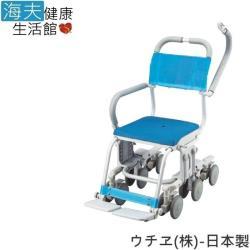 【預購 海夫健康生活館】日華 uchie 12輪洗澡椅 行動/日本製(S0539)