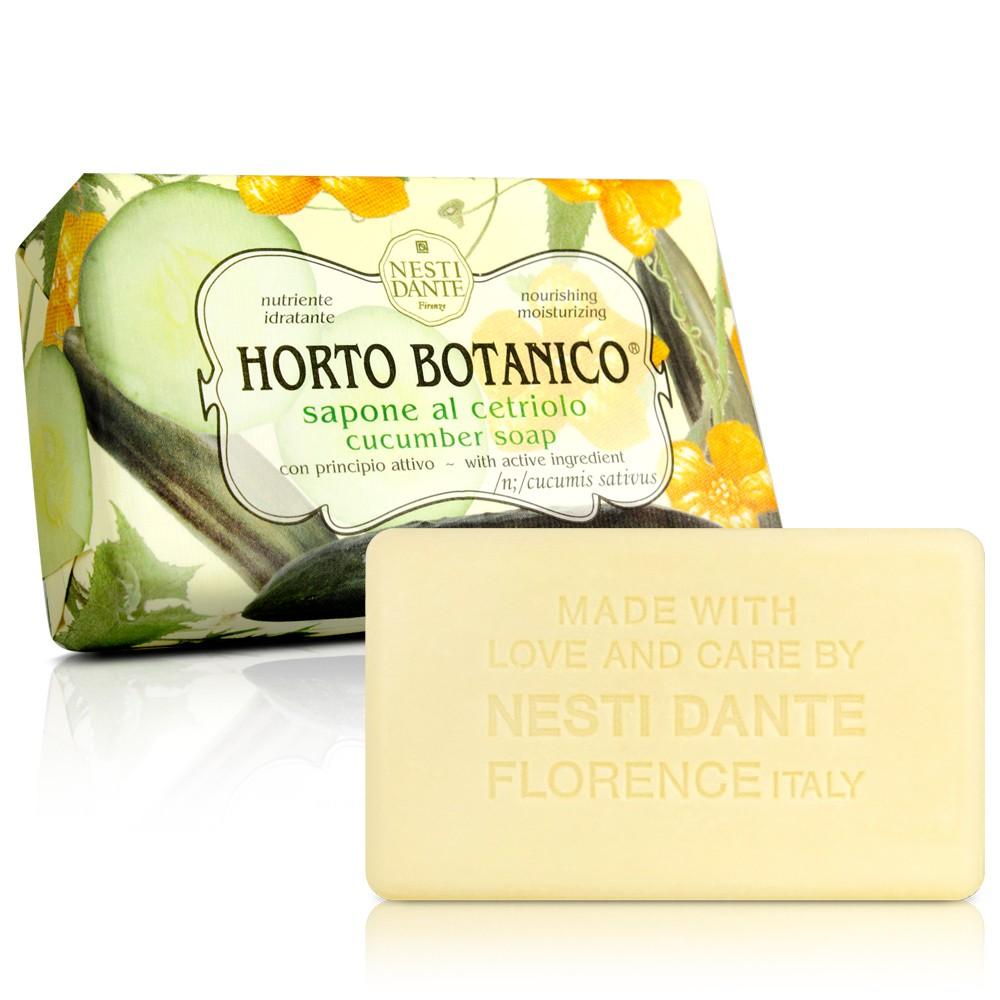Nesti Dante 義大利手工皂-天然纖蔬系列-小黃瓜(250g)