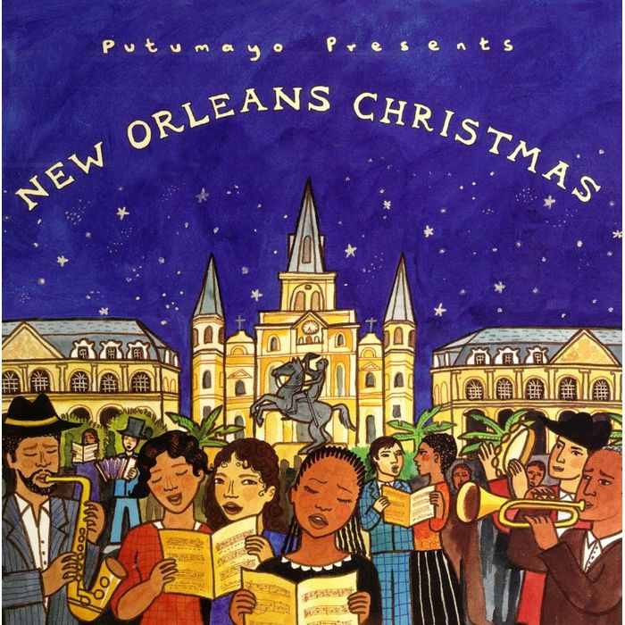 紐奧良的聖誕節 New Orleans Christmas PUT256