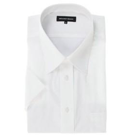 【GRAND-BACK:トップス】【大きいサイズ】グランバック/GRAND-BACK 形態安定レギュラーカラー半袖ビジネスドレスシャツ