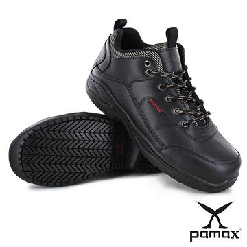 PAMAX帕瑪斯【安全鞋專家】 ★銀纖維抑菌除臭★ 透氣休閒安全鞋P00101