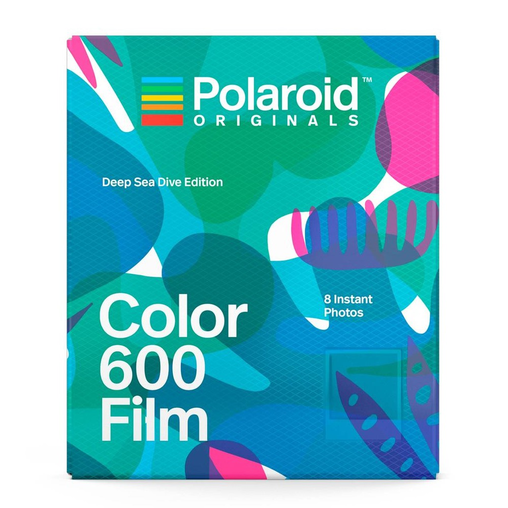 Polaroid (4849) Color Film for 600 彩色底片深海潛水版【買二送一】