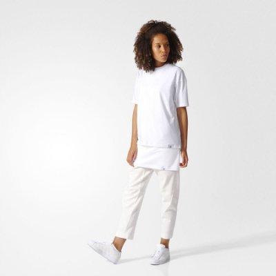 『ITCH代購』adidas originals XBYO 聯名 純白色 落肩 T-shirt BK2299