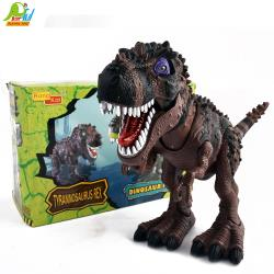 Playful Toys 頑玩具 電動霸王龍 6623(聲光玩具 機械恐龍 動物模型 仿真機器 侏儸紀世界)