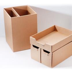 紙藝良品-無印風DIY收納盒收納整理盒