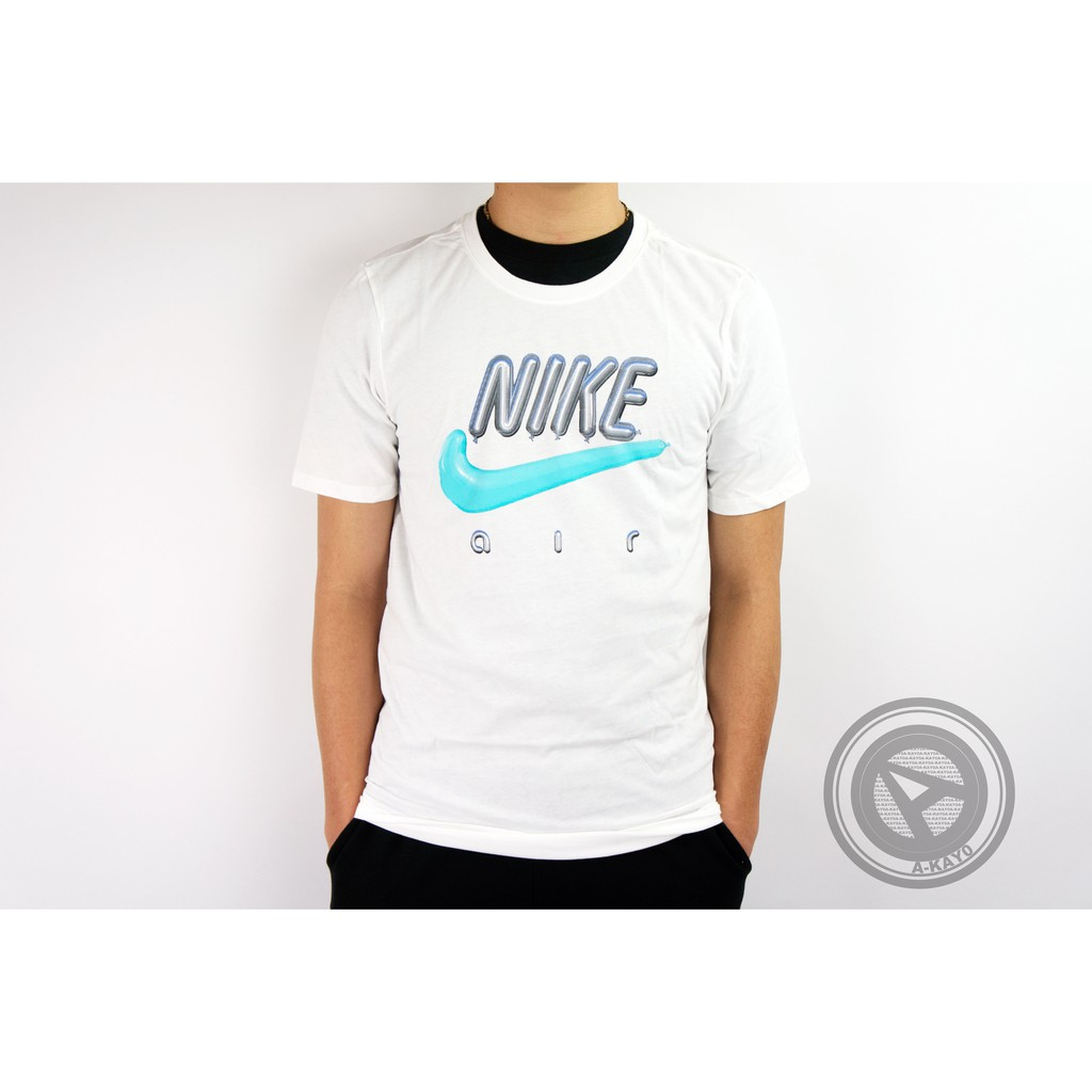 NIKE AIR MAX WILDCARD TEE 短T 白【AO8054-100】【A-KAY0】